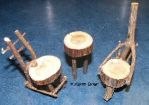 fairy furniture chairs 1